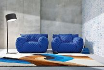 Spaces | Blue / Furniture + Design Retailer. RADform is about seductive, sophisticated, and whimsical furniture, lighting, wallpaper and accessories. Tel: +1 (416) 955-8282 or info@radform.com