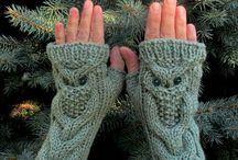 { knitting }