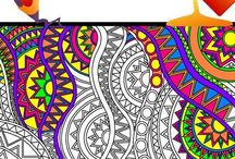 { colouring pages }