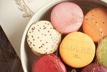 macarons ...and more macarons...