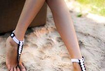 örgü sandeletler