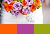 wedding palette / choosing the colour for my wedding