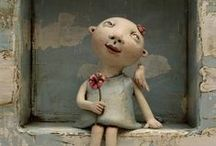 art dolls / #κούκλες #dolls