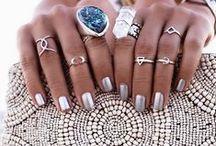 Hånd smykker