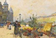 19th - early 20th Century Art
