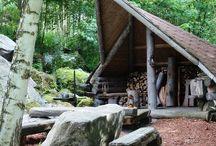 Garden house / cabin /shelter
