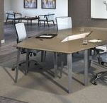 Tri-One Multi-Purpose Table Collection / A full offering of training tables, meeting tables and modular conference tables are available in flexible models that is sure to meet every expectation.