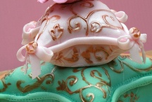 Cakes / by Kimberly Moreau