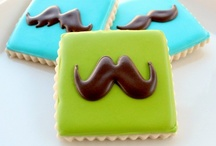Moustache to eat