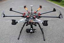 Quadcopter Drones & MultiRotors / Quadcopters, MultiRotors and Drones