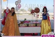 Fiesta Princesas y Caballeros