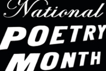 National Poetry Month, UW Style