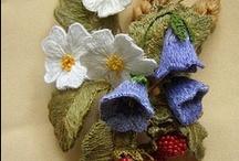 Handiwork. Embroidery