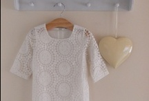 Flo and Daisy  / Summer Collections 70's Crochet dress   www.floanddaisy.com