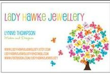 Lady Hawke Jewellery / My Handmade jewellery made from genuine gemstones & other materials