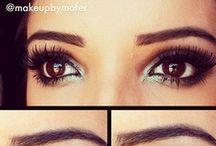 Make-up & Nails / hair_beauty
