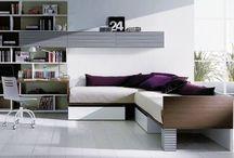 DESIGN: Flat interior ideas