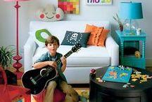 Habitaciones infantiles / Ideas para hacer más bellas y divertidas las habitaciones de los más chicos.
