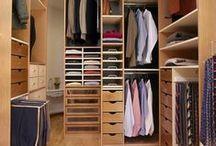 Clósets / ¡Ideas que van de maravilla con la organización de tu hogar!