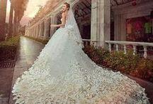 Vestidos de novia / Inspírate con esta hermosa selección de vestidos de novia.