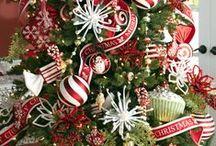 Árboles navideños / Ideas llenas de amor y creatividad para una Navidad diferente.