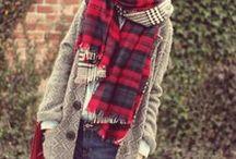 Looks para el invierno / ¡Que el frío no congele tu sentido de la moda! Ideas para estar bien abrigada y en tendencia.