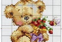 Handiwork. Cross Stitch
