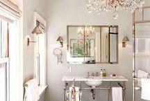 Bathrooms / Inspiration for bathrooms big + small, zen + bold, modern + traditional.