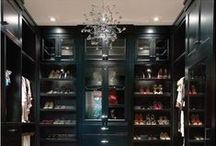 Dream Closets / There is nothing sexier than an organized closet.
