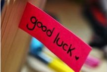 #UWStudyStrong Finals Tips & Inspiration / Don't let finals week get you down... You've got this!