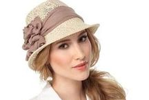 Millinery. Casual