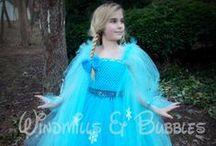 Kiley's Wish / Frozen/Princess/Disney Themed!