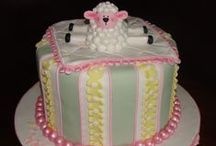Shower Cake Gallery / Welcoming little ones with showers of blessings