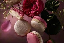 Macarons / Food / by Edyth Chetboun