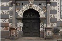 Erfurter Türen / doors of erfordia