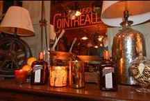 La Maison Cointreau / Bringing the history and mystique of the iconic, French orange liqueur to life. Cointreau gives guests a first-hand discovery of the true history and art of cocktail making.
