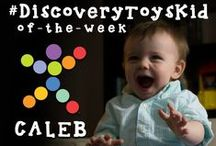 Discovery Toys Kids / Do you know a special Discovery Toys Kid? Discovery Toys Kids are featured each week! Post your photos to our Facebook, Twitter, Pinterest or Instagram pages with the hashtag #DiscoveryToysKid and see if your child will be the next Discovery Toys Kid of the week!