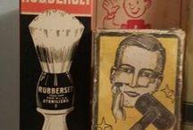 Vintage products / oude verpakkingen