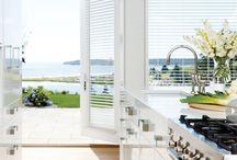 DIY Beach House Kitchen
