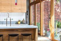 Schreuder inspired DIY kitchen
