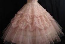 Lovely dresses, romantic-goth stuff / Tüll, szoknya, kisruha, koktélruha, diy, romantic, goth