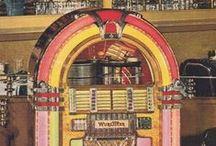 Wurlitzer / Wurlitzer jukeboxes