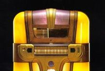 Jukebox misc. pre 1960 / Jukeboxes all the way!
