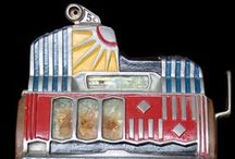 Vintage slotmachines