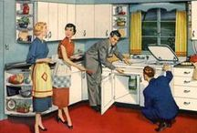 Fifties Kitchens