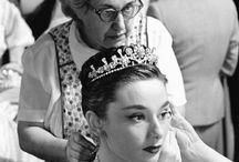 Audrey Hepburn / 'Happy Girls Are The Prettiest'. -Audrey Hepburn    My Inspiration♡