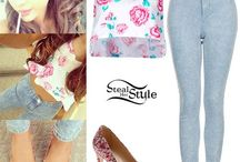 ♔Steal Her Style Ariana Grande♔