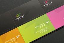 Cartão, convite, logo / Business card, invitation, logo
