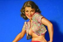 Pin-up`s best of Earl Moran / Pin-up`s made by Earl Moran 1893-1984 Earl Moran was one of the 20th century's most important pin-up artists and a true star in the pin-up world.