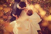Bunte Herbsthochzeit / Alles rund ums Heiraten im Herbst
